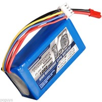 Turnigy 1000mAh 3S 25-30C Lipo Pack *UK Stocked*