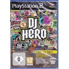DJ Hero Game Only for PlayStation 2
