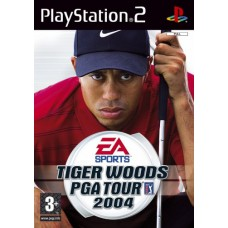 Tiger Woods PGA Tour 2004 - Video Game For PlayStation 2