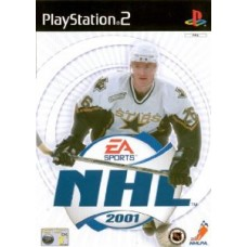 NHL 2001 Video Games for PlayStation 2
