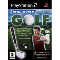 Real World Golf (no Controller) Video Game for PlayStation 2