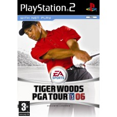 Tiger Woods PGA Tour 2006 - Video Game For PlayStation 2