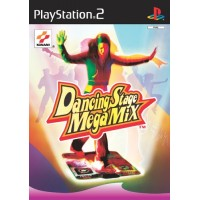 Dancing Stage MegaMix Video game for PlayStation 2