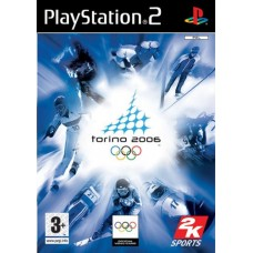 Torino 2006 Winter Olympics Video Game for PlayStation 2