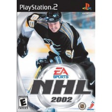 EA Sports: NHL 2002 Video Game for PlayStation 2