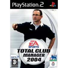 Total Club Manager 2004 - Video Game For PlayStation 2