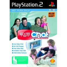 EyeToy: Chat Video Game For PlayStation 2 (No Camera)