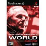 Sven Goran Eriksson's World Cup Challenge Video game for PlayStation 2