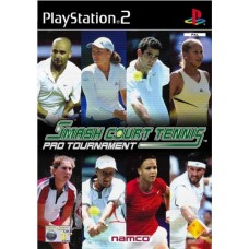 Smash Court Tennis Pro Video Game For PlayStation 2