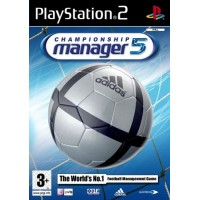 Championship Manager 5 - Video Game For PlayStation 2