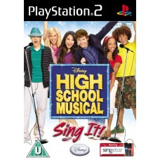 High School Musical: Sing It GAME ONLY - Video Game For PlayStation 2