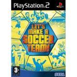 Let's Make A Soccer Team Video Game For PlayStation 2