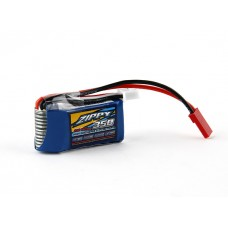 (CA - 002) ZIPPY FLIGHTMAX BATTERY 350mAh 2S Li-PO 20C 3S1P RC PLANE