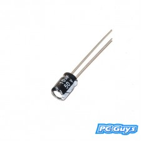 10PCS 10UF 50V 105°C Radial Electrolytic Capacitor 5X7mm