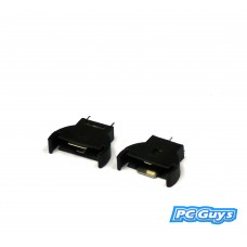 2pcs CR2032 Vertical Upright Battery Holder S850
