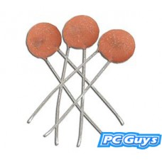 10x 0.027uf 50v Ceramic Disc Capacitors (273)