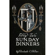 Fifty Two Sunday Dinners  PDF ebook