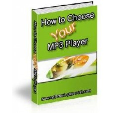 How to choose your mp3 player PDF ebook