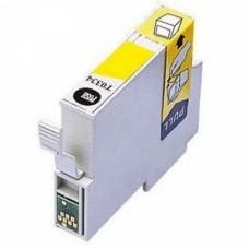 Epson LH-334 Compatible Ink Cartridge Yellow