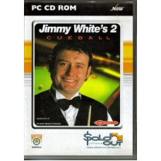 CA Jimmy White's 2 : Cueball PC CD-ROM