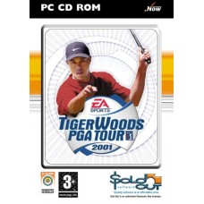CA Tiger Woods PGA Tour 2001 (PC CD Rom) PC Game