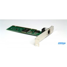 10/100Mbps RJ45 Ethernet NIC LAN Network PCI Card Adapter For Desktop PC