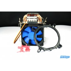 12V Quiet Fan CPU Cooler Heatsink for Intel LGA77511561155 AMD 54939940AM2