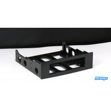 3.5'' to 5.25'' Drive Bay Slot Computer Case Adapter Mounting Bracket USB Hub