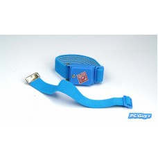 Antistatic Wireless Wrist Band Blue