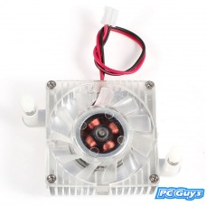 HE527 40mm 2 Pin Video Graphics VGA Card GPU Cooler Cooling Fan Heatsink