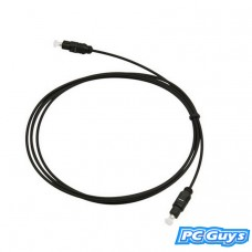 "6"" Optical Fiber Optic Toslink Digital Audio Cable"