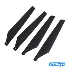 New 4x LAMA V3 V4 Apache RC Helicopter Main Rotor Blade