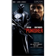 The punisher UMD video psp
