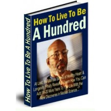 How to live to be a hundred PDF ebook