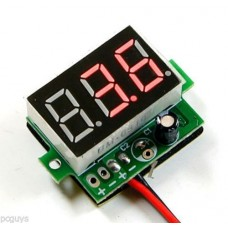 RC Plane/Aircraft/Helicopter - On-Board LED RX Voltage Display