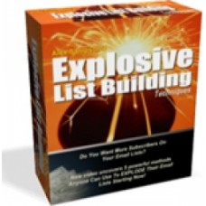 Explosive list building PDF ebook