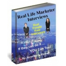 Real life marketer interviews PDF ebook