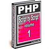 PHP script by script volume 1