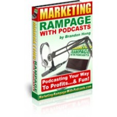 Marketing rampage with podcasts PDF ebook