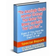 The amazing simple internet strategy PDF ebook