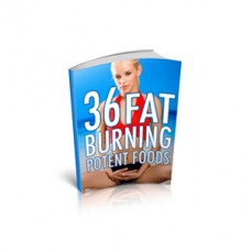 36 Fat burning potent foods PDF ebook