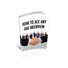 Ace any job interview PDF ebook