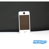 1 PCS Replacement LCD Glass Screen Outer Lens Cover For iPhone 4/4s White