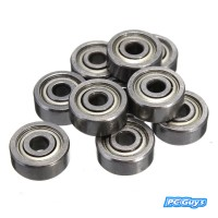 2Pcs 623ZZ 3mmx10mmx4mm 623Z Radial Ball Bearings 3D Printer RepRap