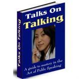Talks on talking PDF ebook
