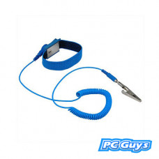 Blue 1.8m Anti-Static ESD Adjustable Wrist Strap Grounding Discharge